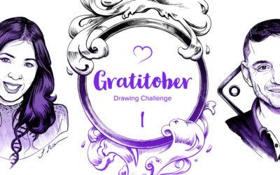 Wie Dankbarkeit dein Gemüt verbessert & Gratitober 2019 (1/5)