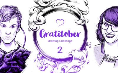 Wie Dankbarkeit deine Beziehungen verbessert & Gratitober 2019 (2/5)