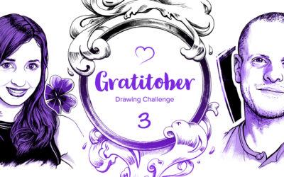 Wie Dankbarkeit deinen Charakter verbessert & Gratitober 2019 (3/5)