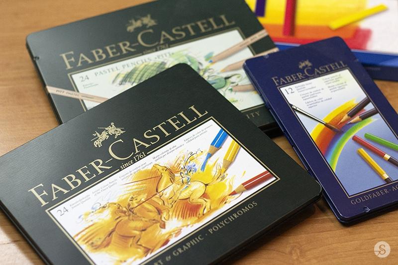 Faber-Castell Polychromos - Weihnachtsgeschenke für Kreative