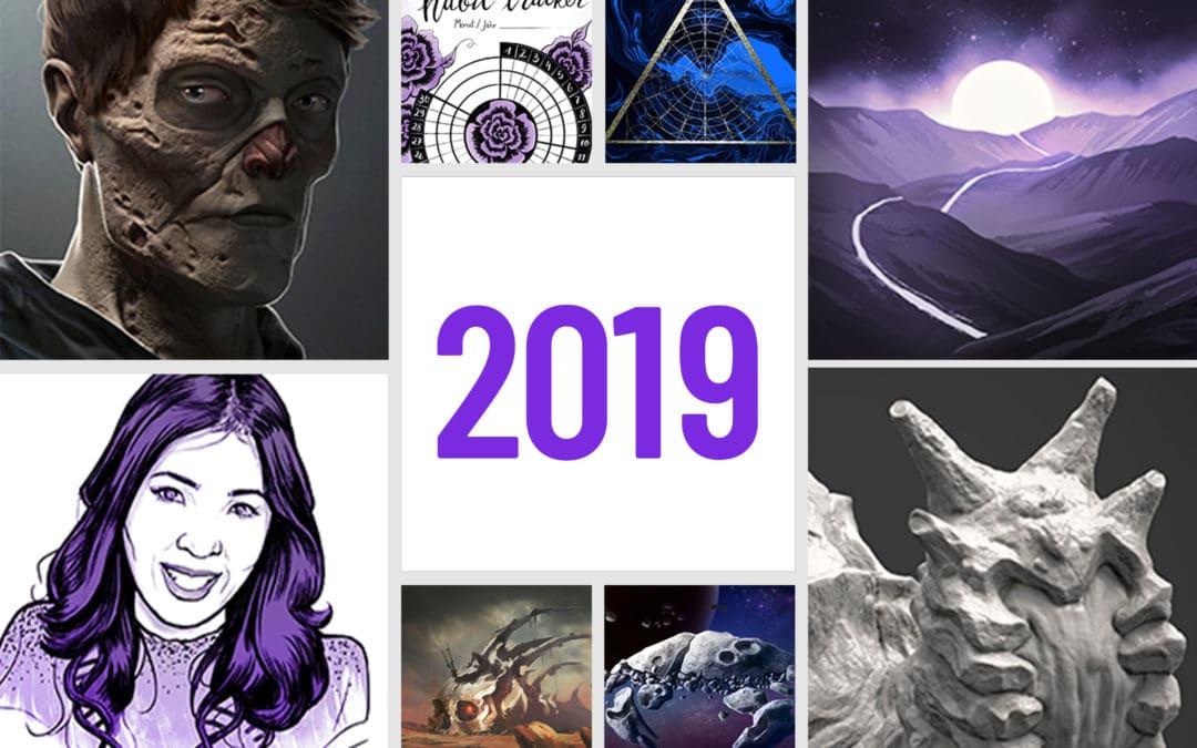 Mein Jahresrückblick 2019 – Inkl. Fragen & Vorlagen für dich