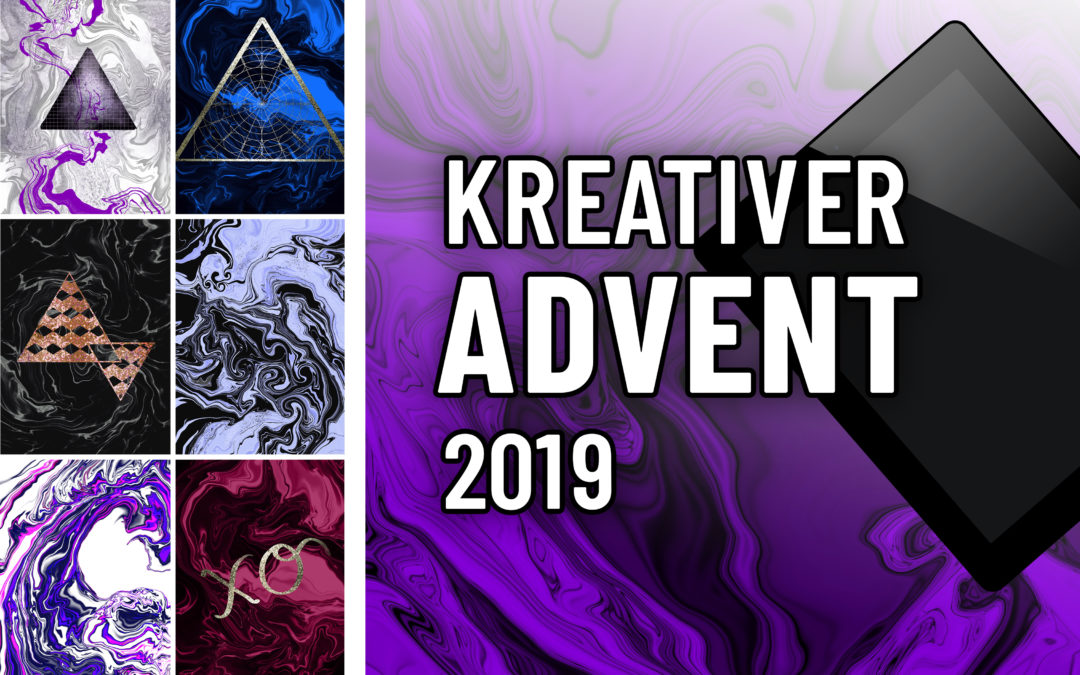 Kreativer Adventskalender 2019 – Challenge Auswertung: 24+ Bilder