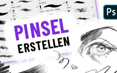 Photoshop Pinsel erstellen und installieren – Tutorial