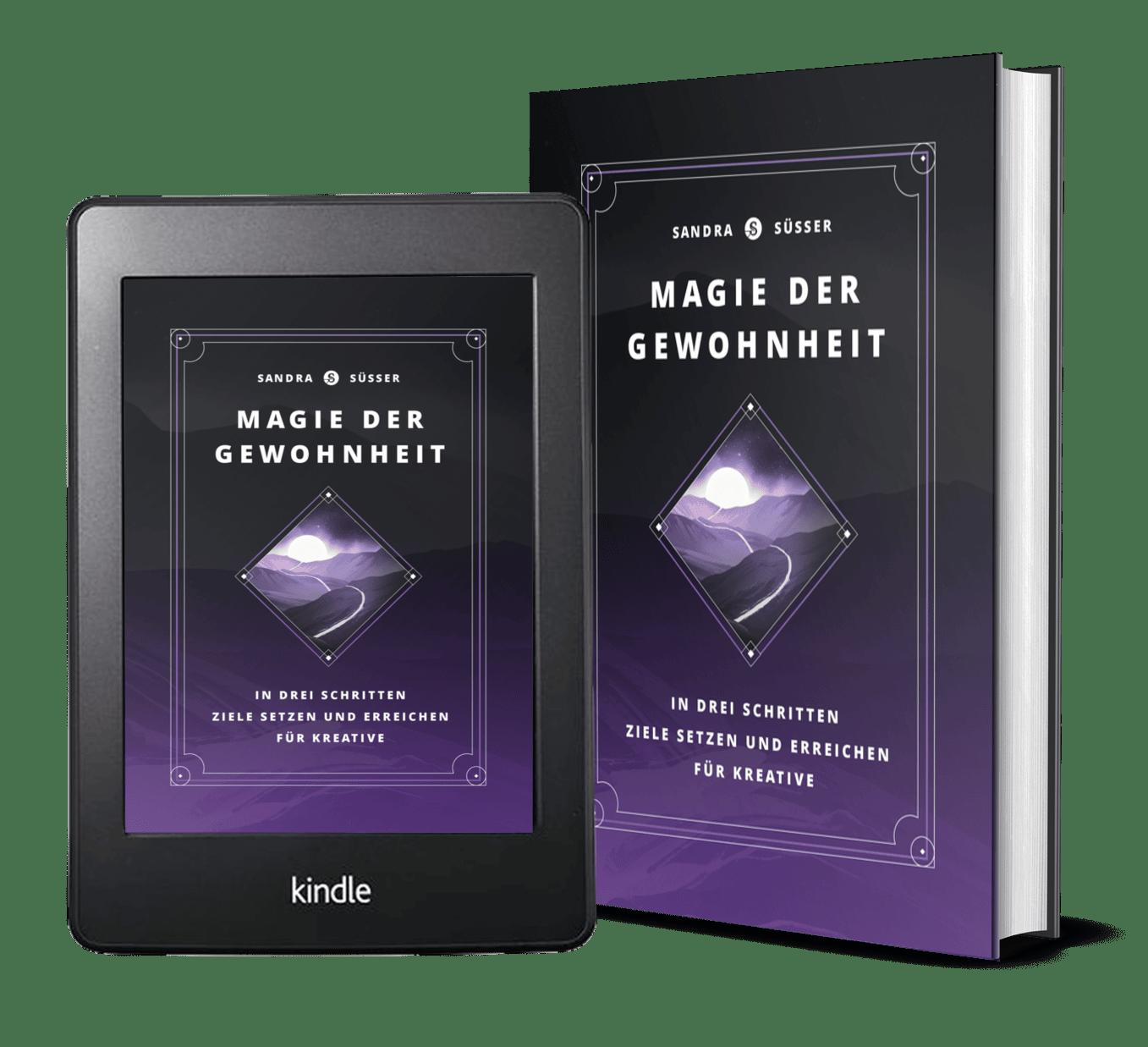Mein Buch für deine Persönlichkeitsentwicklung als kreativer Mensch