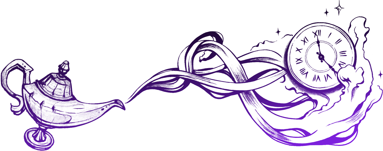 Illustration Magie der Gewohnheit