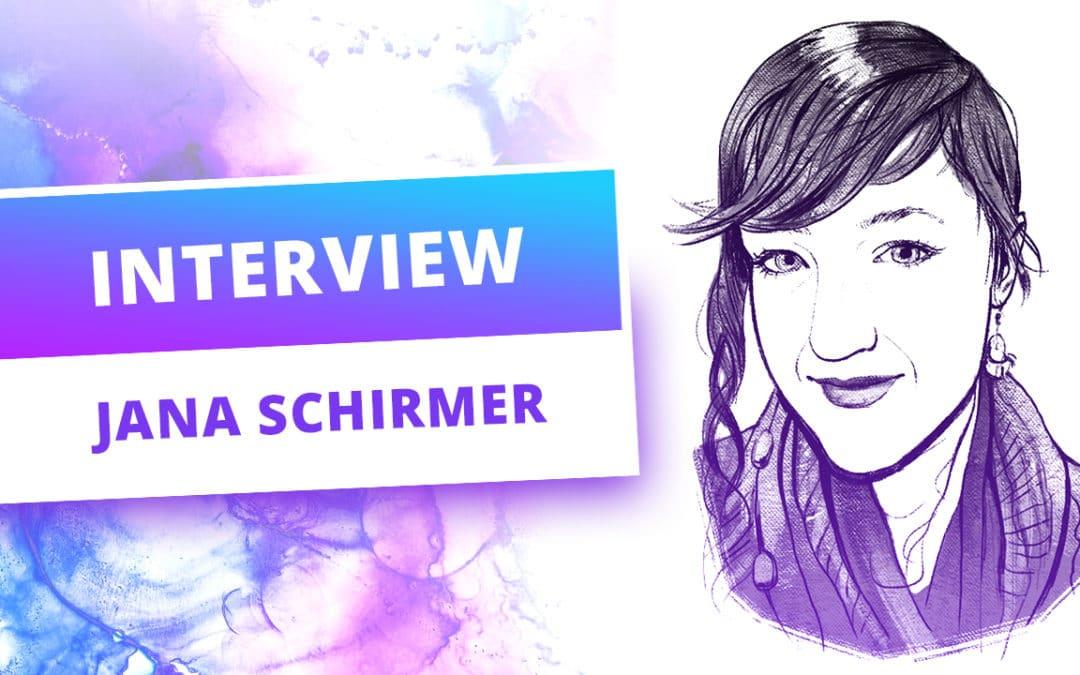 Künstler-Interview mit Jana Schirmer – Ihre kreative Routine