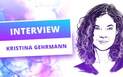 Künstler-Interview mit Kristina Gehrmann – Ihre kreative Routine