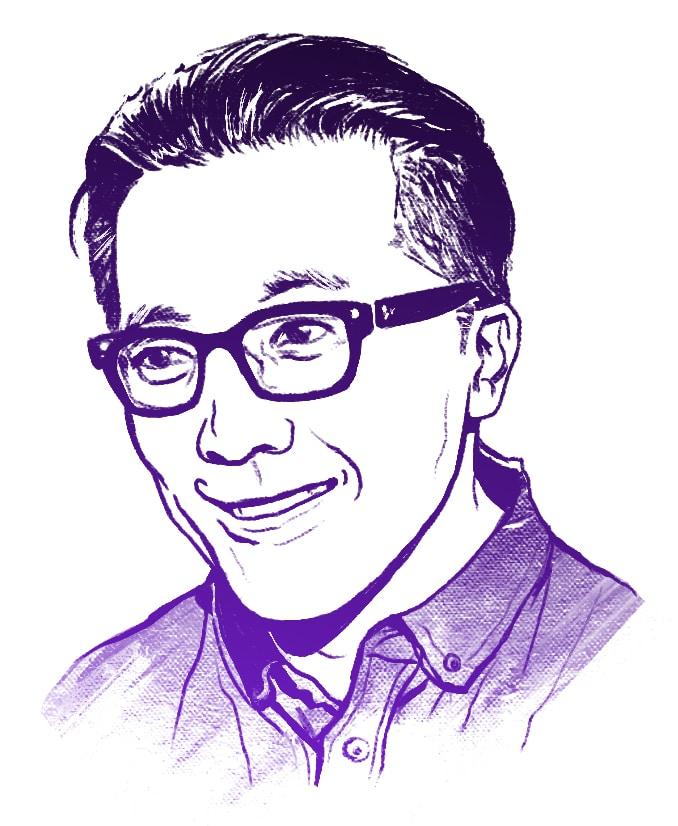 Bobby Chiu Porträt