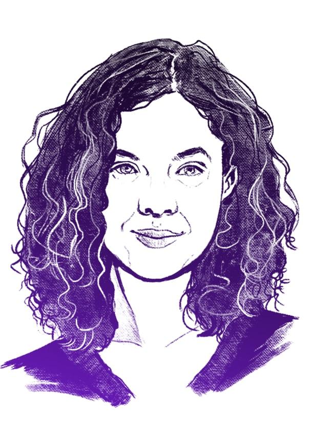 Kristina Gehrmann Porträt