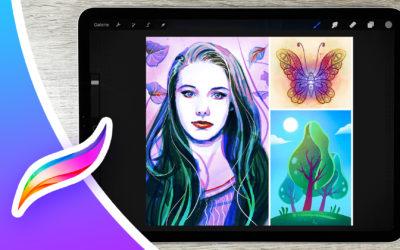Procreate – Digital Zeichnen lernen auf dem iPad [Kurs]