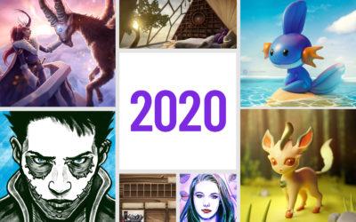 Mein kreativer Jahresrückblick 2020